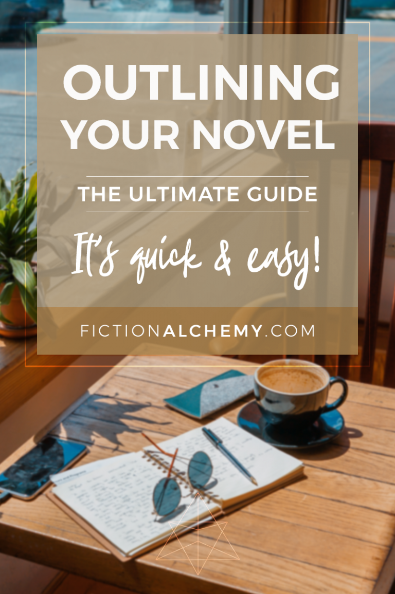 Are you a plotter or a pantser? One of the most common reasons writer give up on outlining is that it feels difficult and confusing. Outlining is important and it doesn't have to be painful. Here's the ultimate guide to EASY novel outlining.