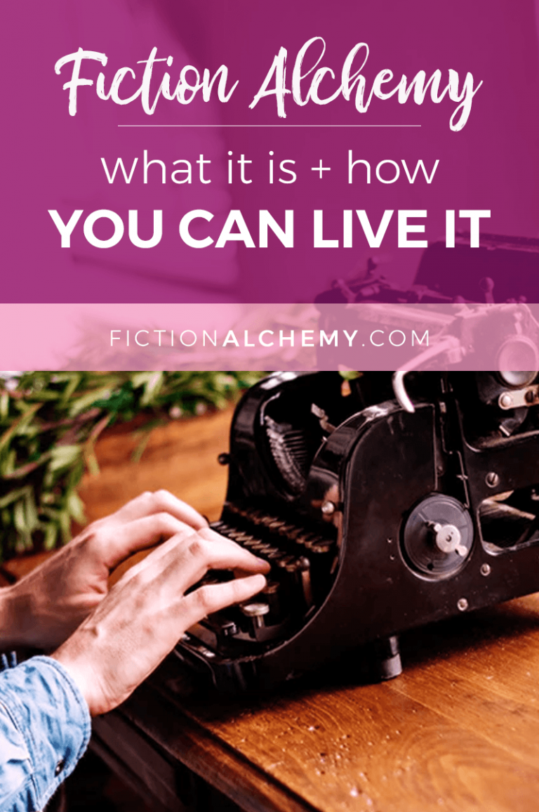 Becoming the writer you want to be is within your grasp, if you apply the Fiction Alchemy process. Take your writing life from chaos to brilliance here.