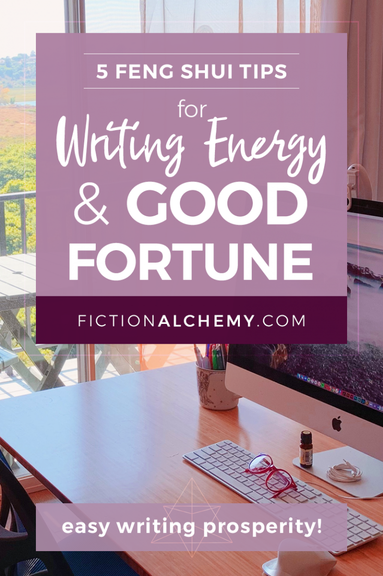 5 Feng Shui tweaks that created startling energy & good fortune | Fiction Alchemy