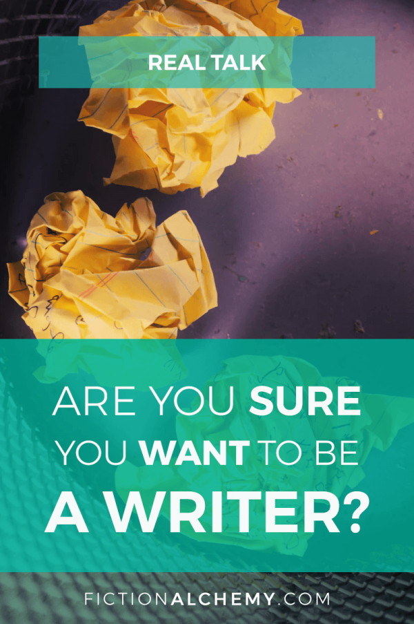 You think your destiny is to write. But do you really want to be a writer? These 5 questions will tell you if you really do.